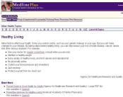 美國國家醫學圖書館網站